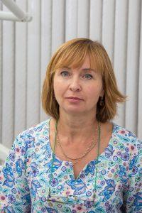 Галина Геннадьевна - врача-стоматолог