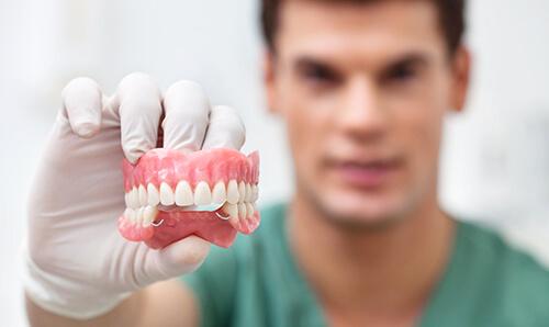Показания к протезированию зубов